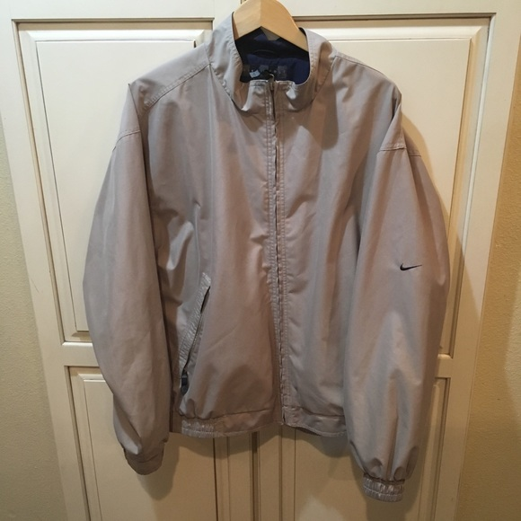 Nike Other - Vintage 90s nike golf windbreaker jacket